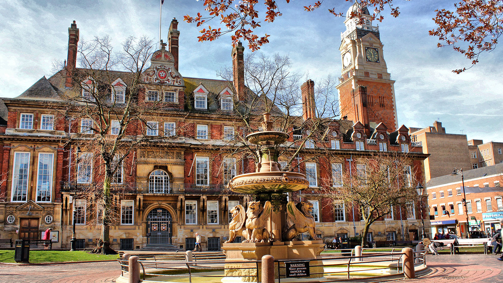 Leicester City Council chooses CDS for major project at magnificent town hall