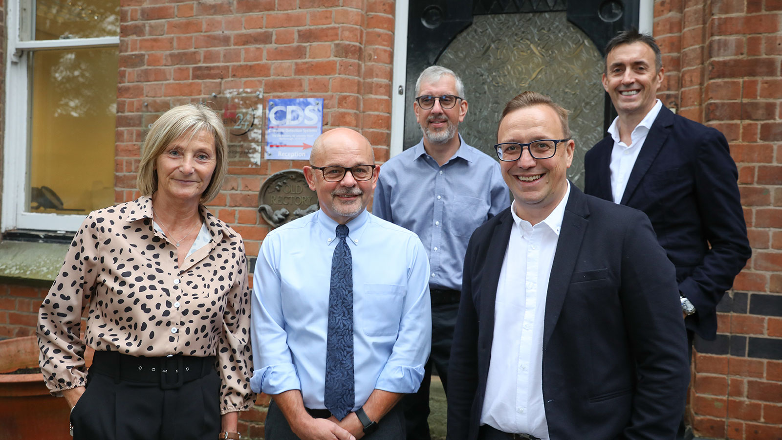 CDS directors welcome new MD and chairman with plans to develop the business