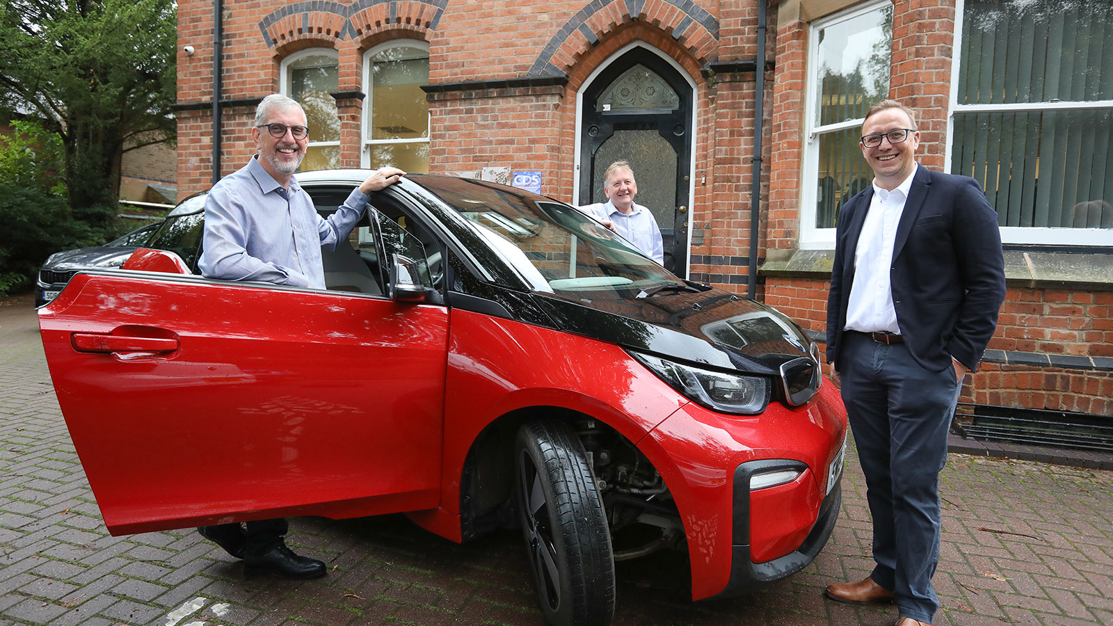 CDS plans hybrid and all-electric vehicle fleet as part of broader green initiative
