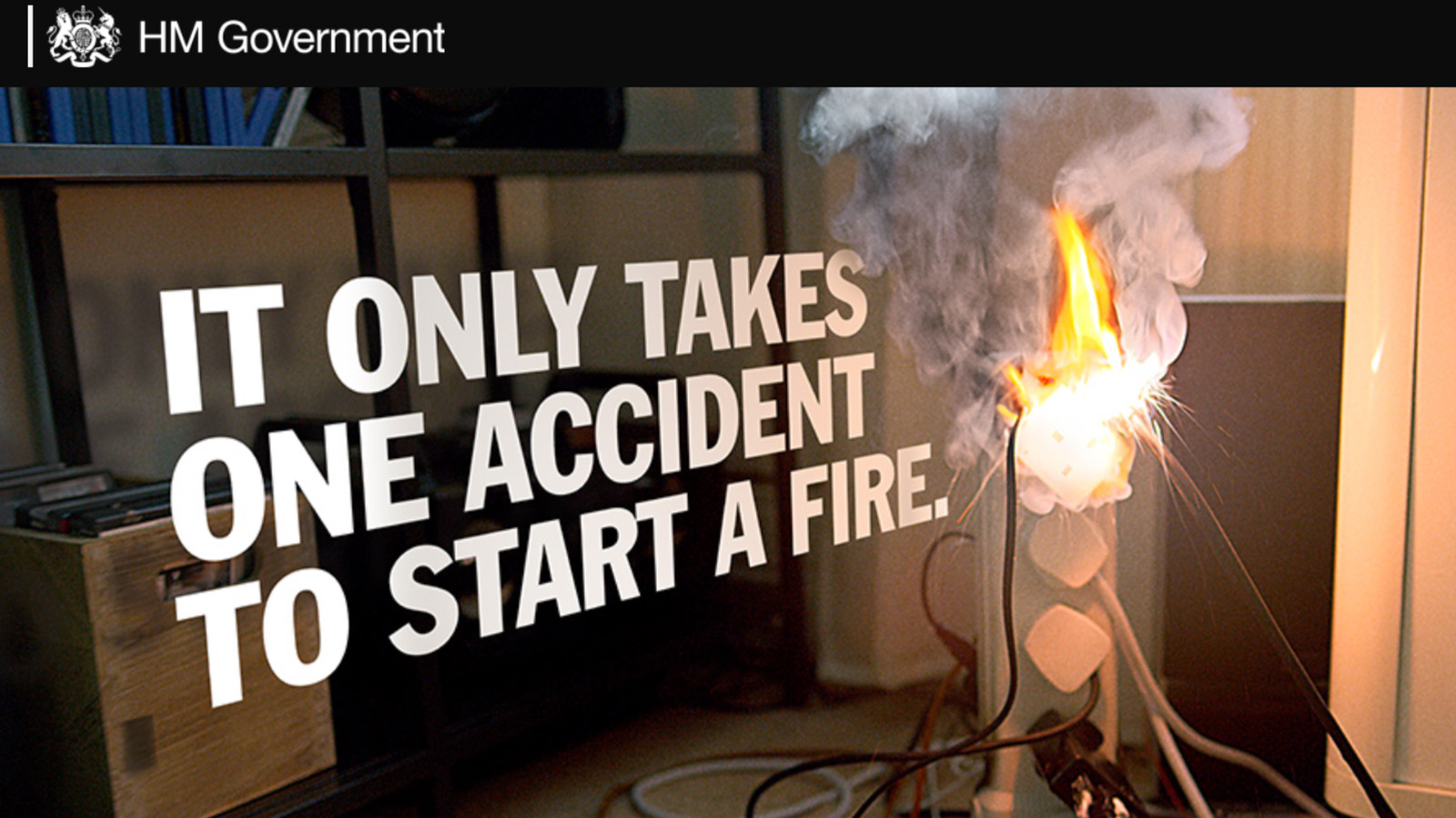 Electrical Fire Safety Week raises awareness of role appliances play in lethal blazes