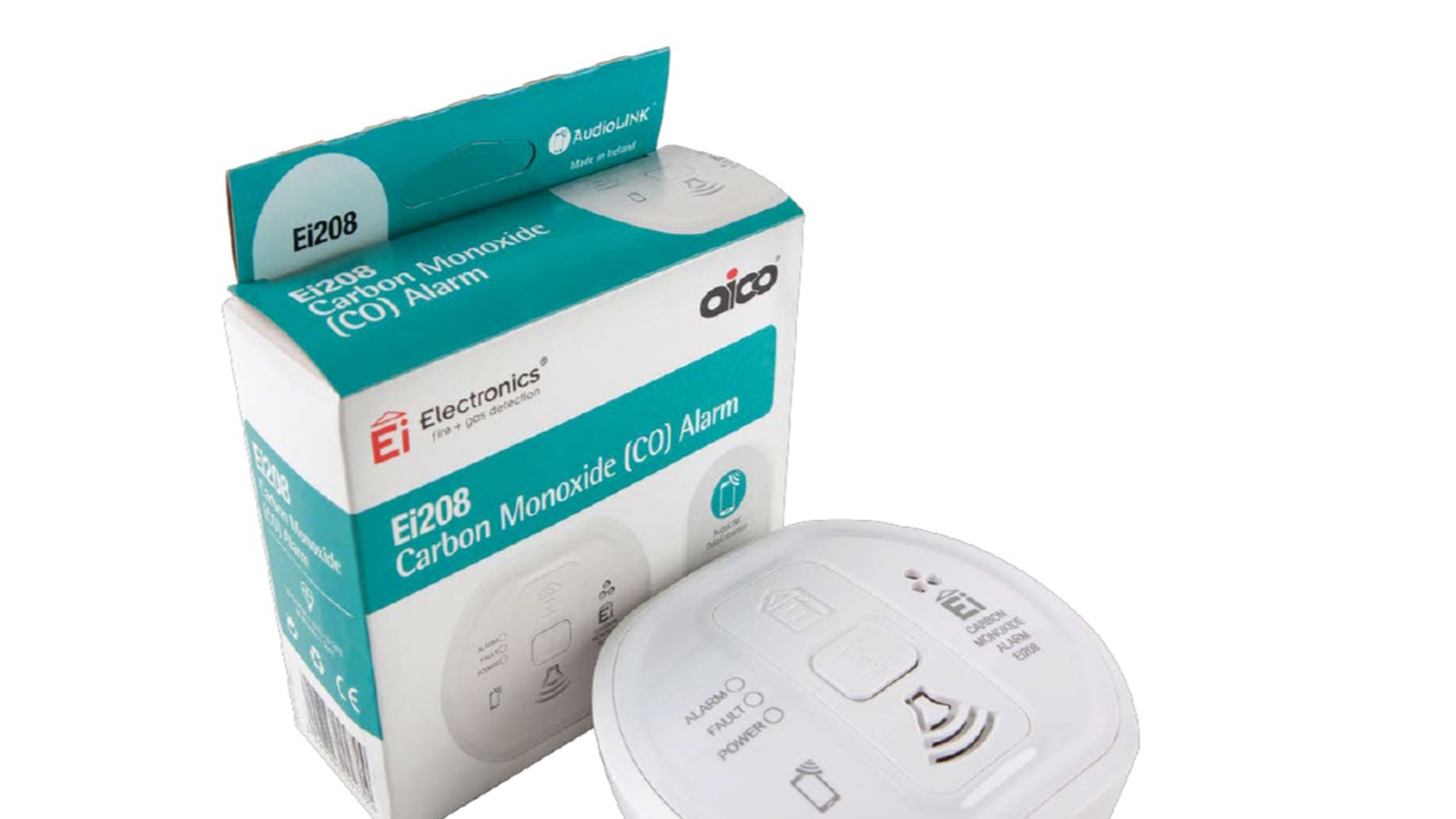 CDS installs wire-free carbon monoxide monitoring system in home with open fires